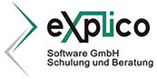 eXplico – Software GmbH Schulung und Beratung Logo